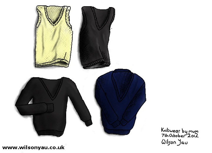 Knitwear - 7th October 2012