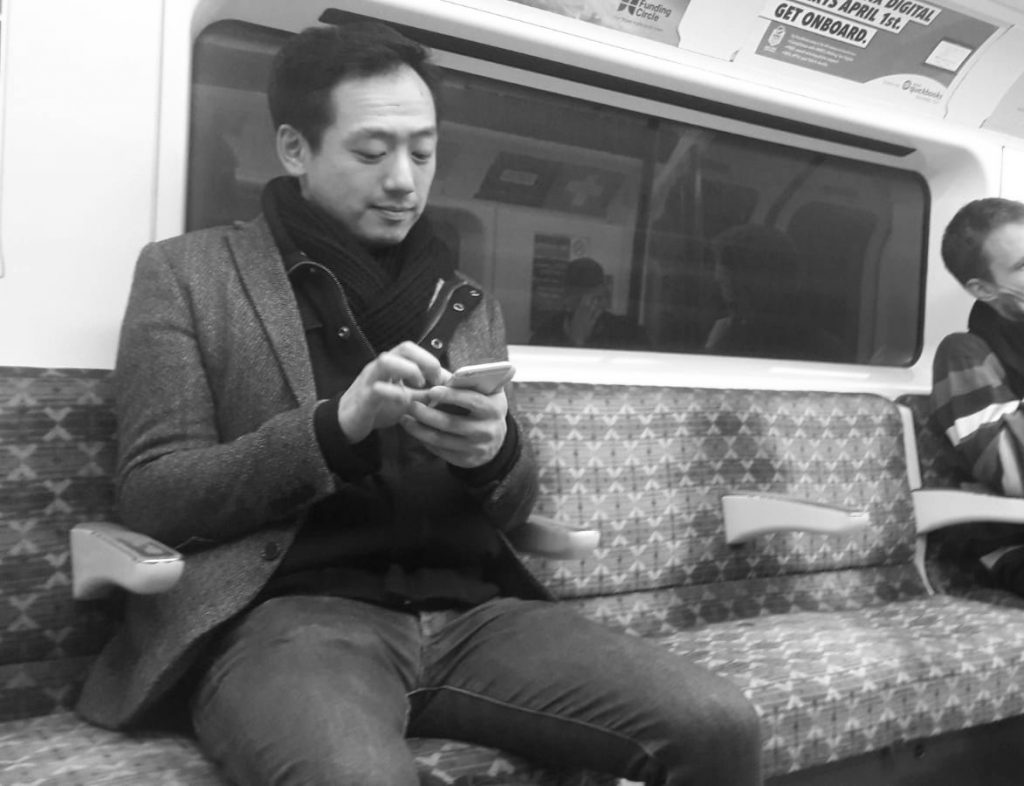 Wilson Yau: Drawing on the Tube