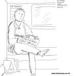 Thursday news, Victoria line, 17th October 2013